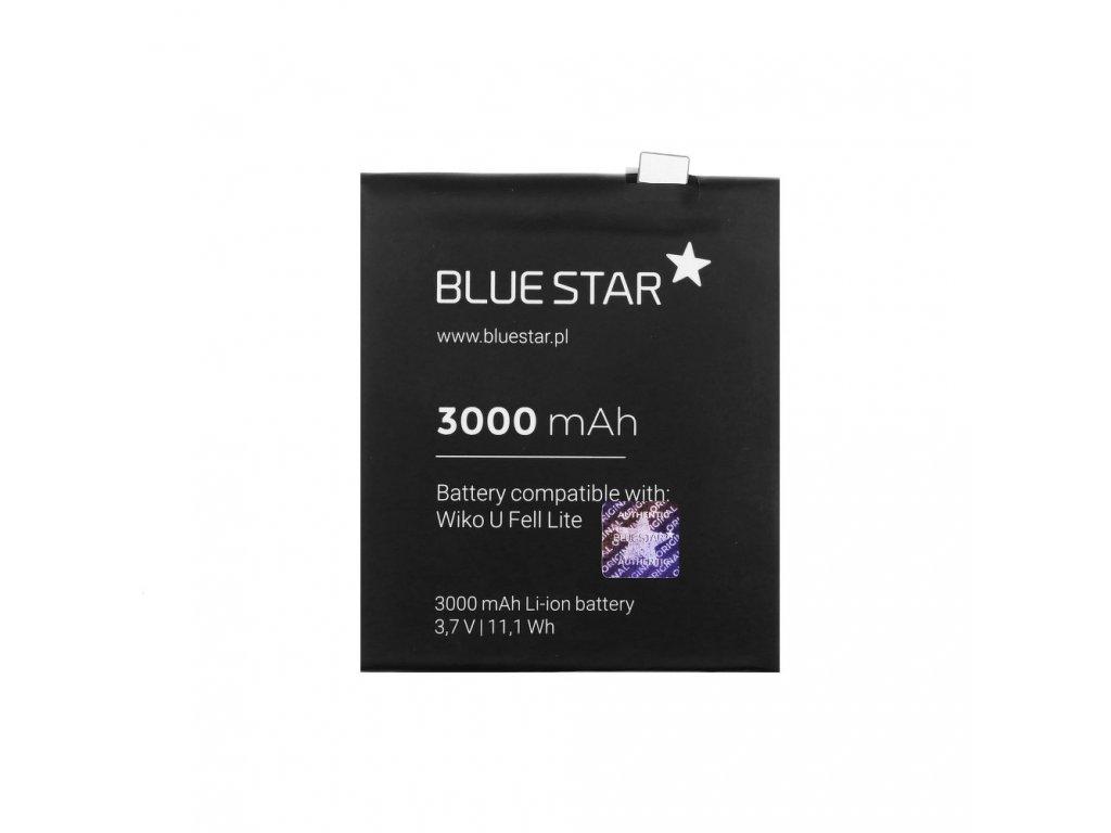 Baterie pro Wiko U Feel Lite 3000 mAh Li-Ion Blue Star