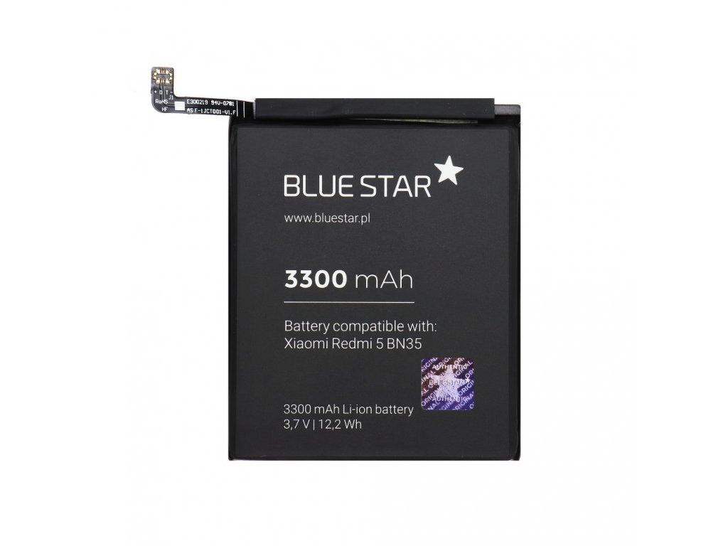 Baterie pro Xiaomi Redmi 5 (BN35) 3300 mAh Li-Ion Blue Star