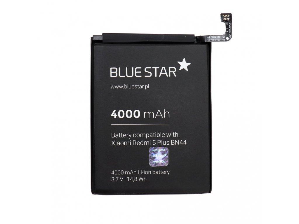Baterie pro Xiaomi Redmi 5 plus (BN44) 4000 mAh Li-Ion Blue Star