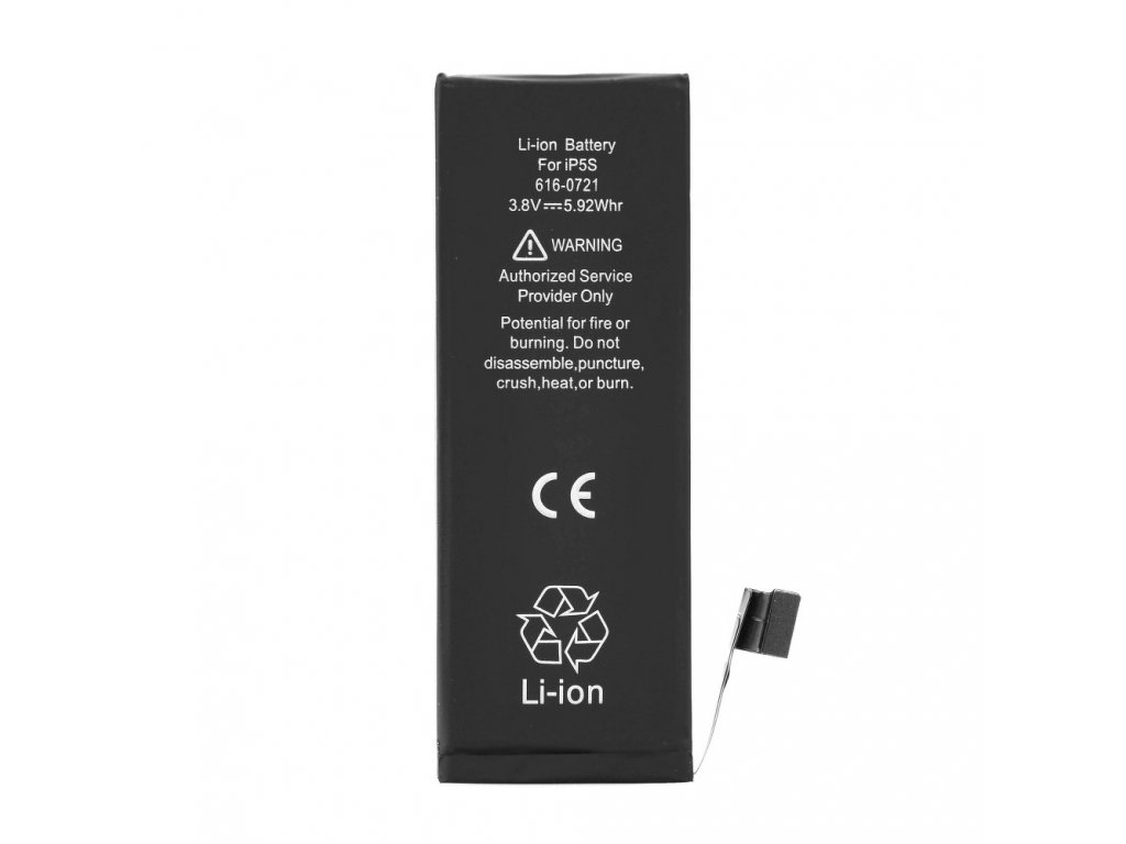 Baterie pro Iphone 5S 1560 mAh Polymer BOX