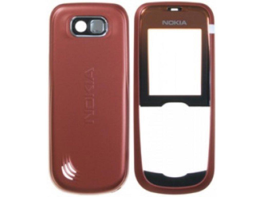 Kryt Nokia 2600c orange - originál