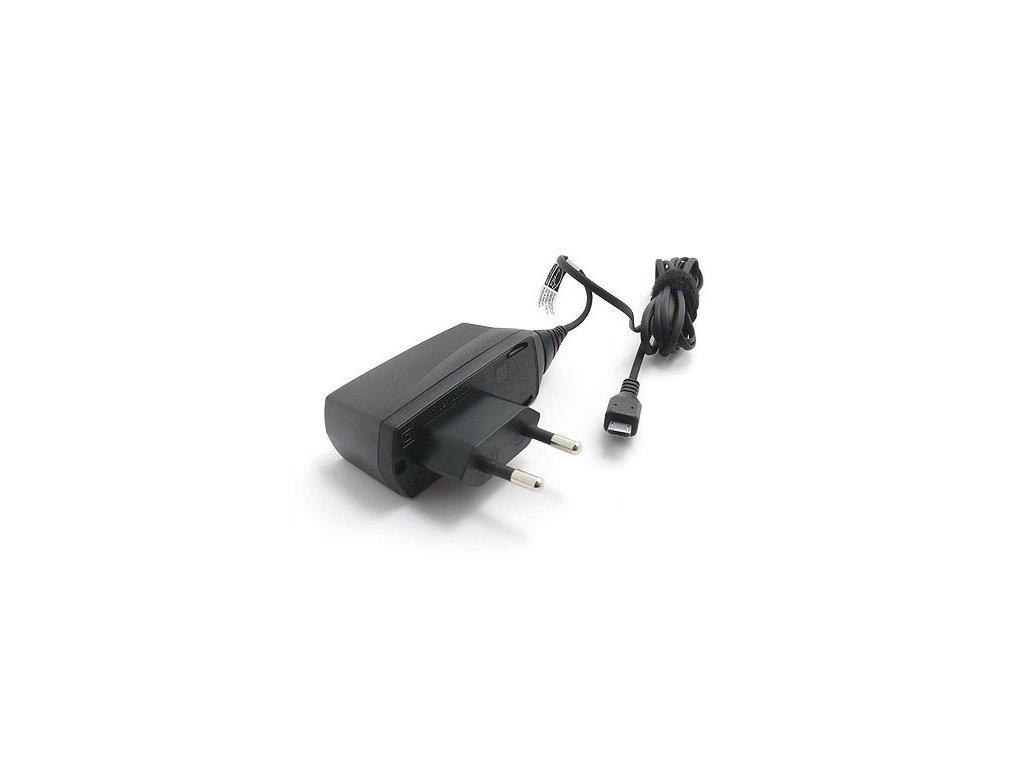 NOKIA vysoce účinná cestovní nabíječka AC-6E ( micro USB) - originál