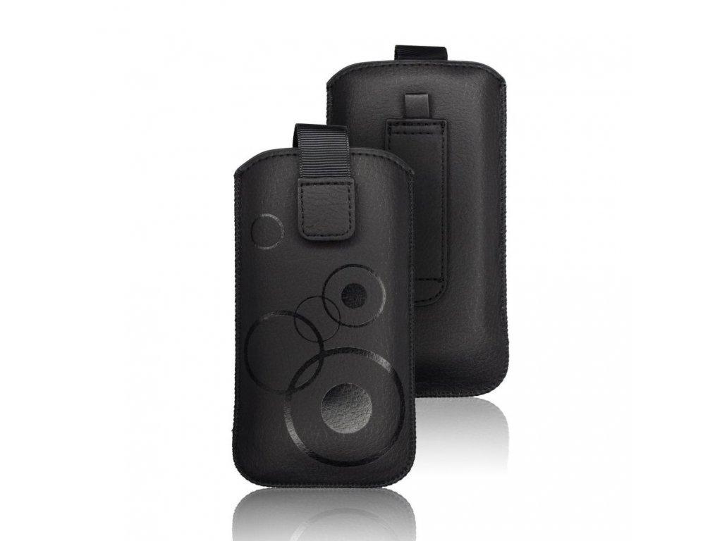 procell Deko Pouzdro - pro Samsung A41 / S20 / A6 2018 / A20e/ Huawei P20/Y5 2019 black