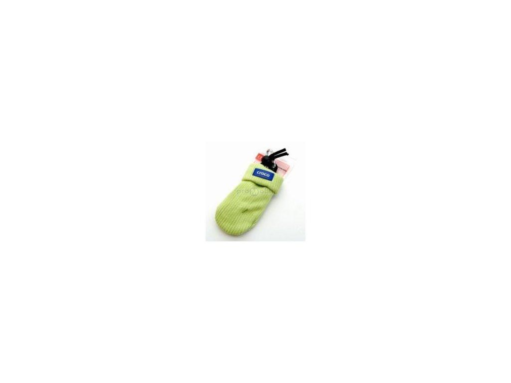 Pouzdro croco kulich sv. zelené