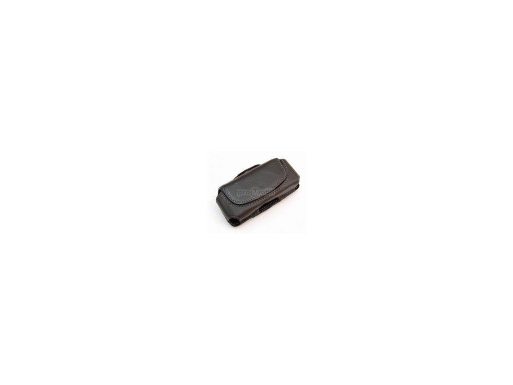 Horizontální pouzdro LEATHER 01  (Nokia 6230, 2600, 1208, 1209, 1650, 2310, 2610, 2626, 5070, 6080)