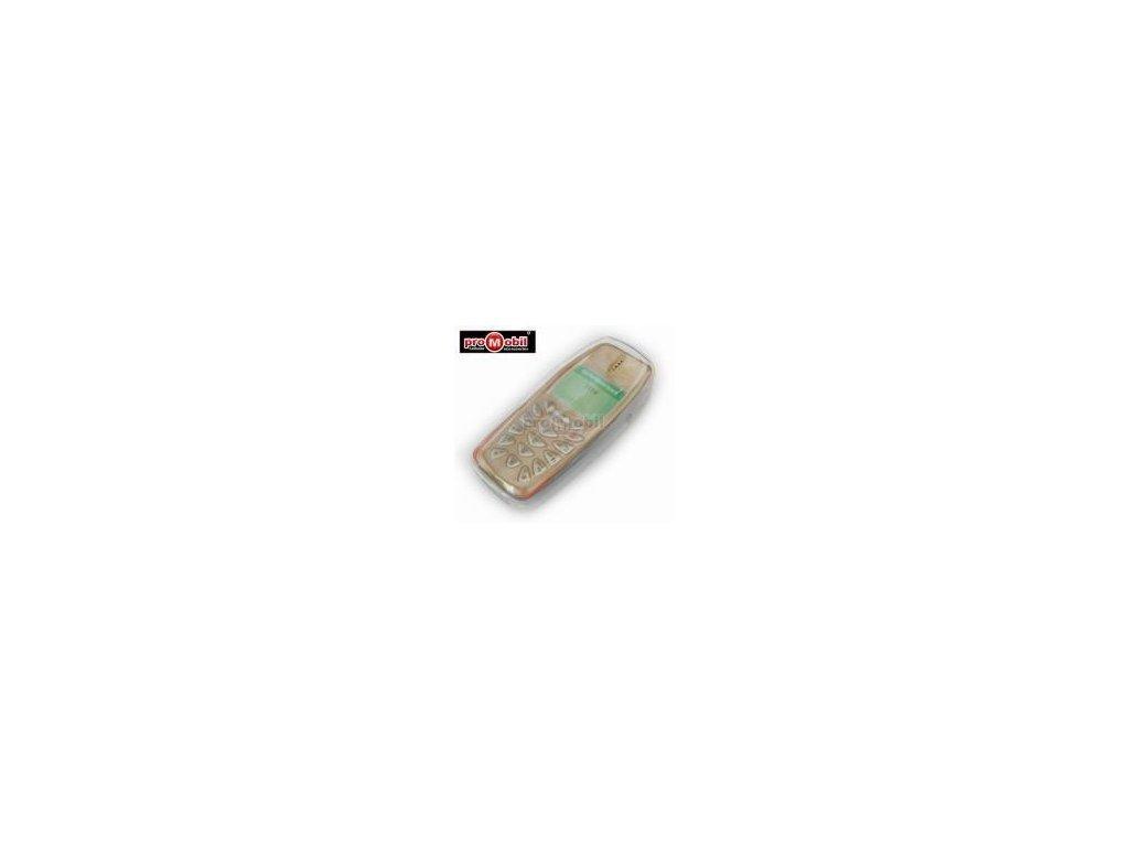 Pouzdro light transparentní Sony Ericsson J220