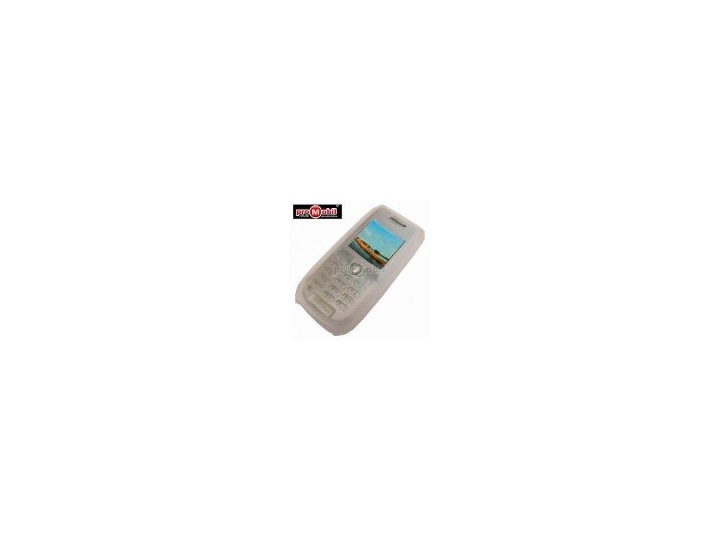 Pouzdro silikon Sony Ericsson K700