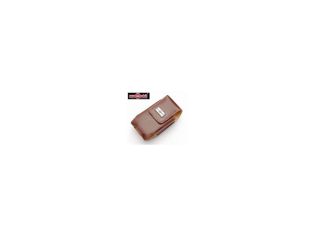 Vertikální pouzdro VP06 - Motorola V3 hnědé