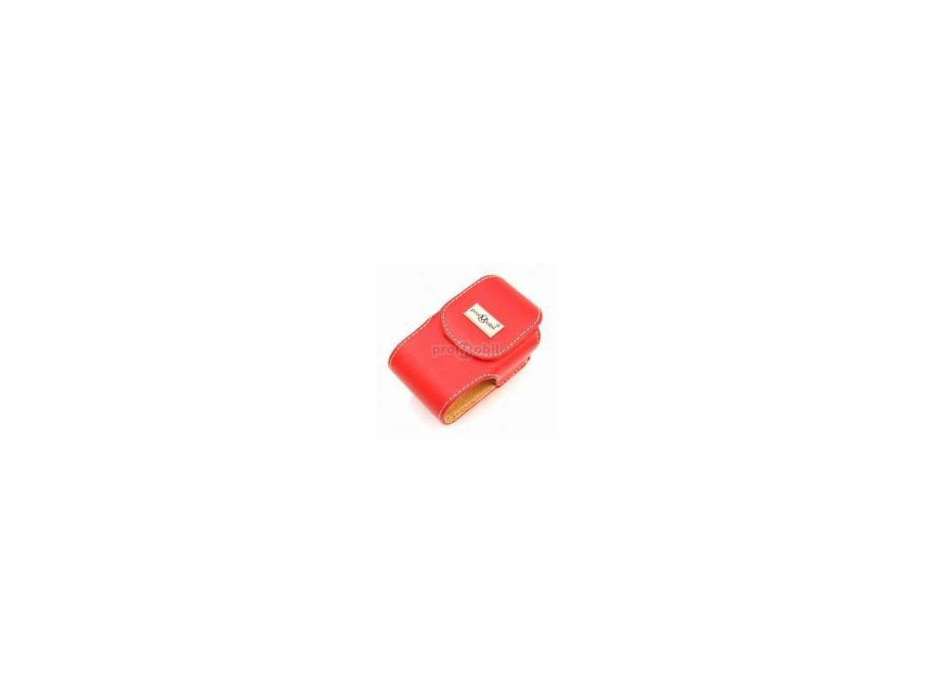 Vertikální pouzdro VP31 - červené (Motorola V60/Samsung E530)