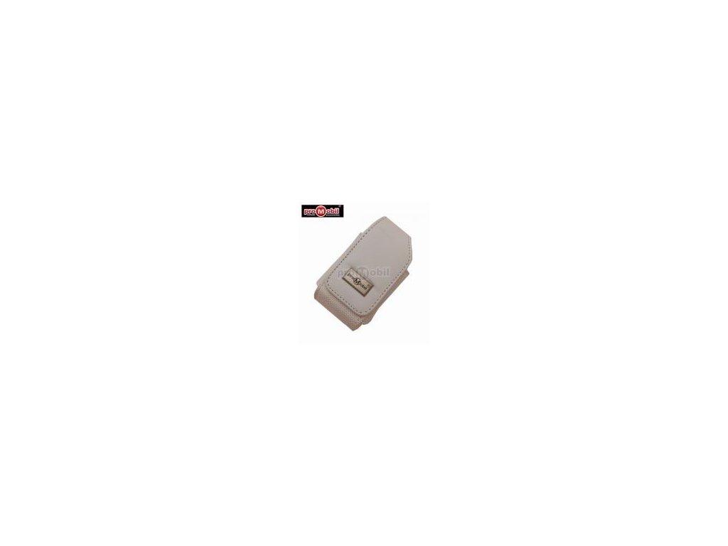 Vertikální pouzdro VP67 - bílé (Motorola V60/Samsung E530)