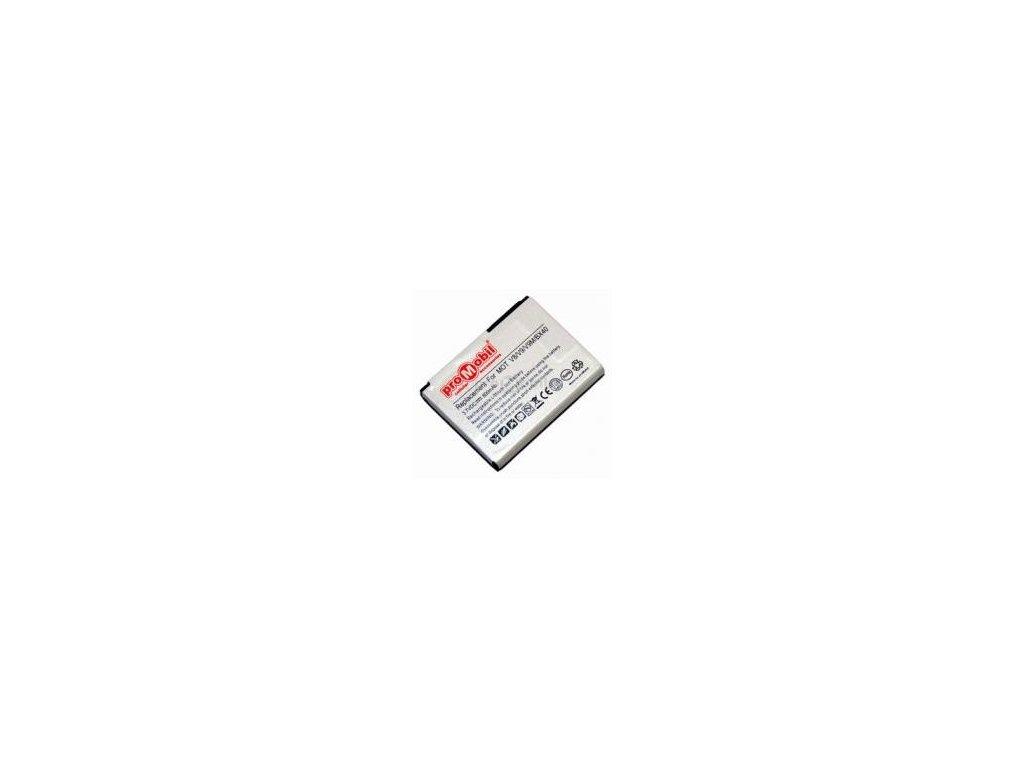 Baterie Motorola V8, RAZR2 V8, V9, V9M, V9X, MOTOROKR2 V9. PEBL2 U, U9, ZINE Z5- 800mAh Li-ion BX40