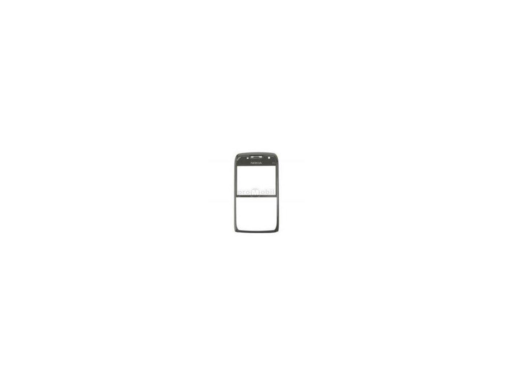Kryt Nokia E71 přední černý - originál