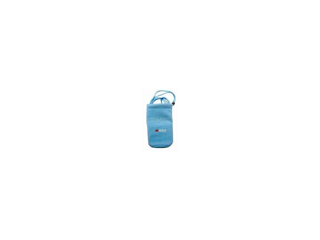 Pouzdro Cose Paris CZ-040S světle modré