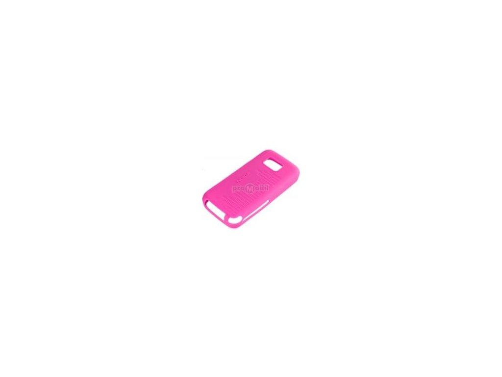 Pouzdro Nokia CC-1002 silikonové pro 5530 PINK - original
