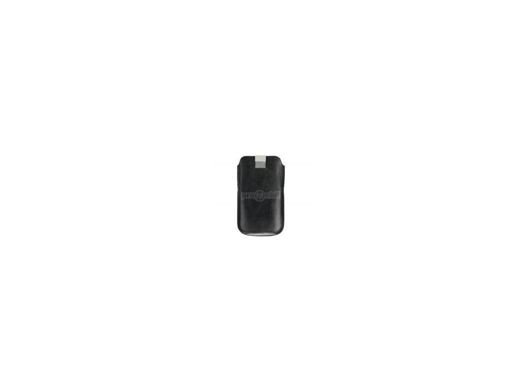 Pouzdro kožené pro Samsung S5230  černé - original