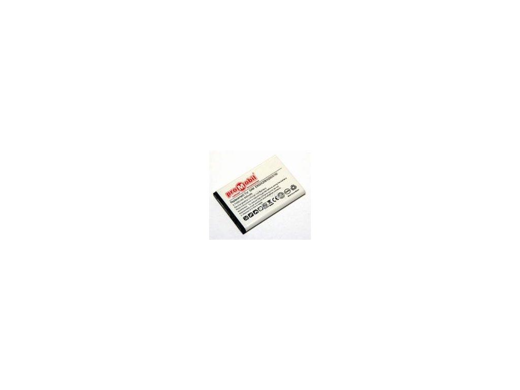 Baterie Samsung E900, C130, D720, D520, E250, E500, E870, X300, X210, X500, X630 - 850mAh Li-ion