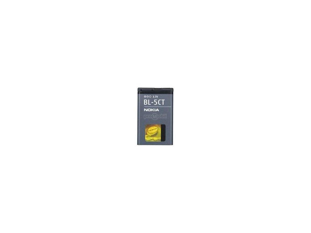 Baterie Nokia BL-5CT - original : Nokia 3720c, 5220 XM, 6303c, 6303c Illuvial, 6730c. C5.