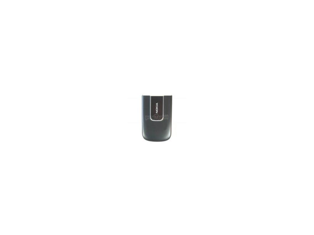 Kryt baterie Nokia 6720c Metal Grey - original