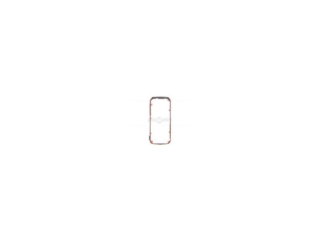 Kryt Nokia 5800 střední červený - originál
