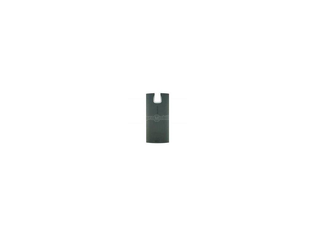 Kryt baterie Nokia X3 black - original