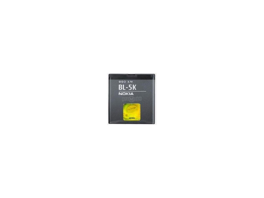 Baterie Nokia BL-5K 1200mAh - original