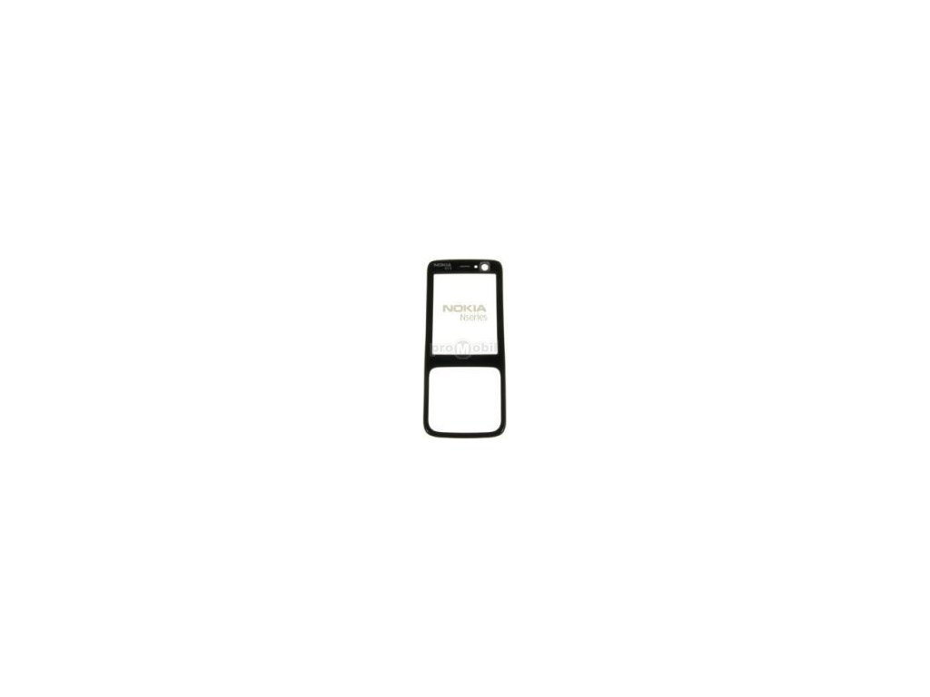 Front cover Nokia N73 Black  - original