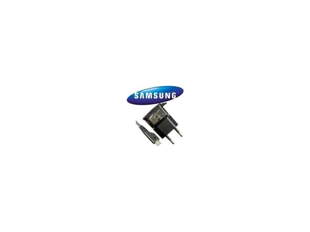 Nabíječka Samsung ETA0U10EBE (I7500 Galaxy, I8510 INNOV8, I8910 HD, I9000 Galaxy S) - original