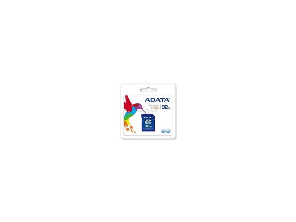 ADATA SDHC karta 32GB Turbo series Class 4