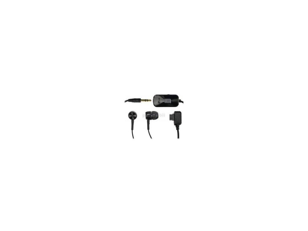 LG Headset SGEY0005563 Stereo Prada black bulk