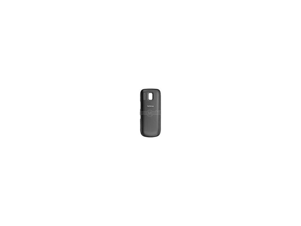 Nokia 203 Asha Dark Gray Kryt Baterie originál