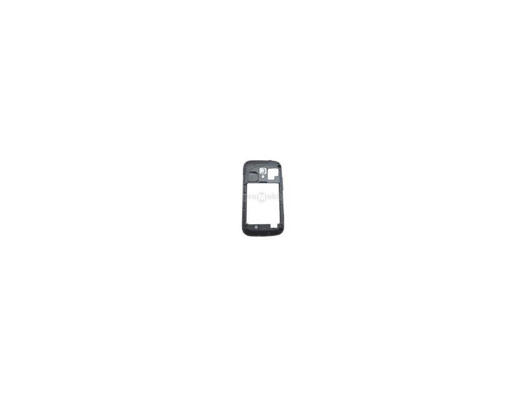 Střední díl Samsung I8160 černý originál