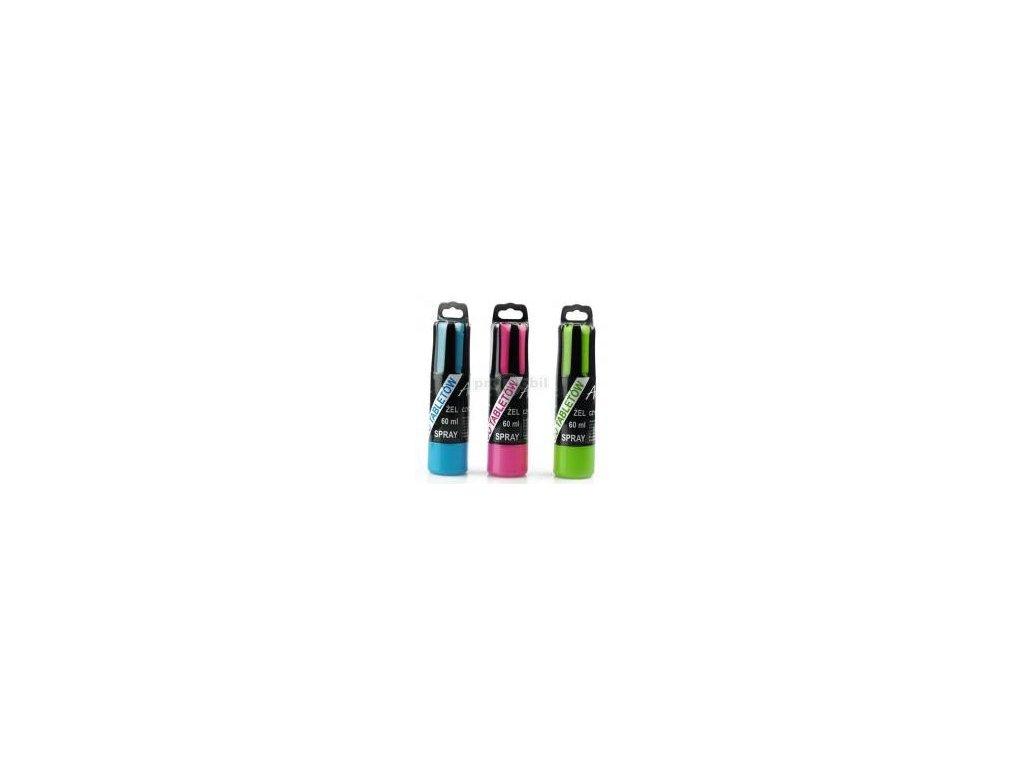Čistící gel na LCD 60ml fialový