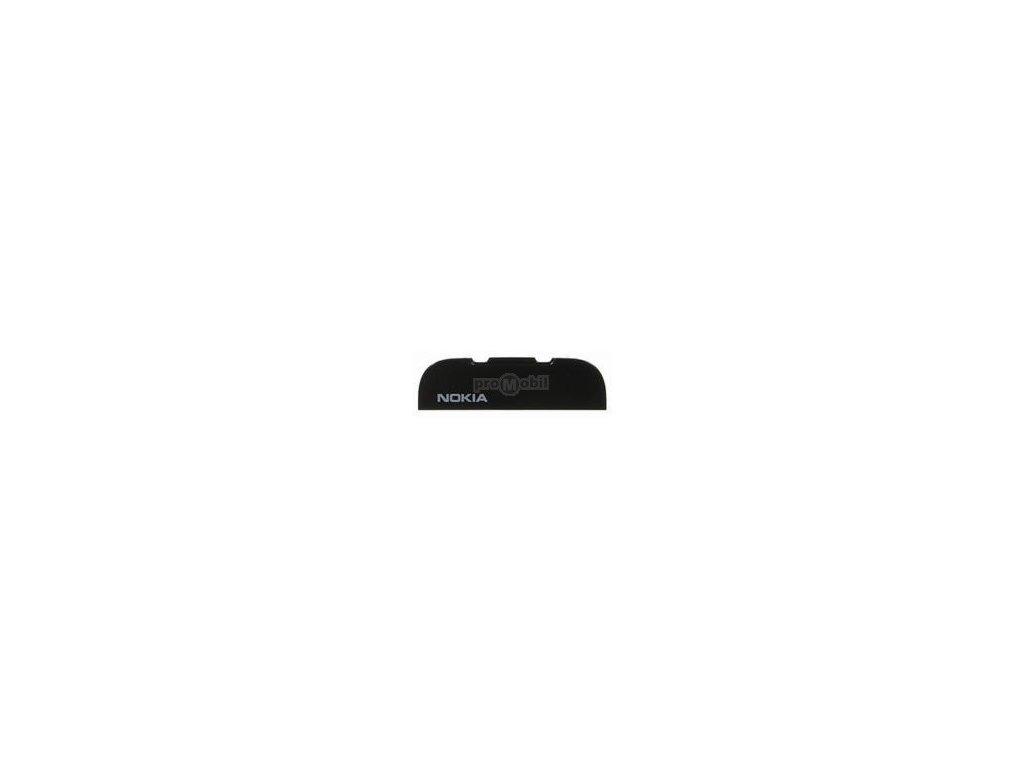 Horní dekor pro kryt Nokia 5200 černý - originál