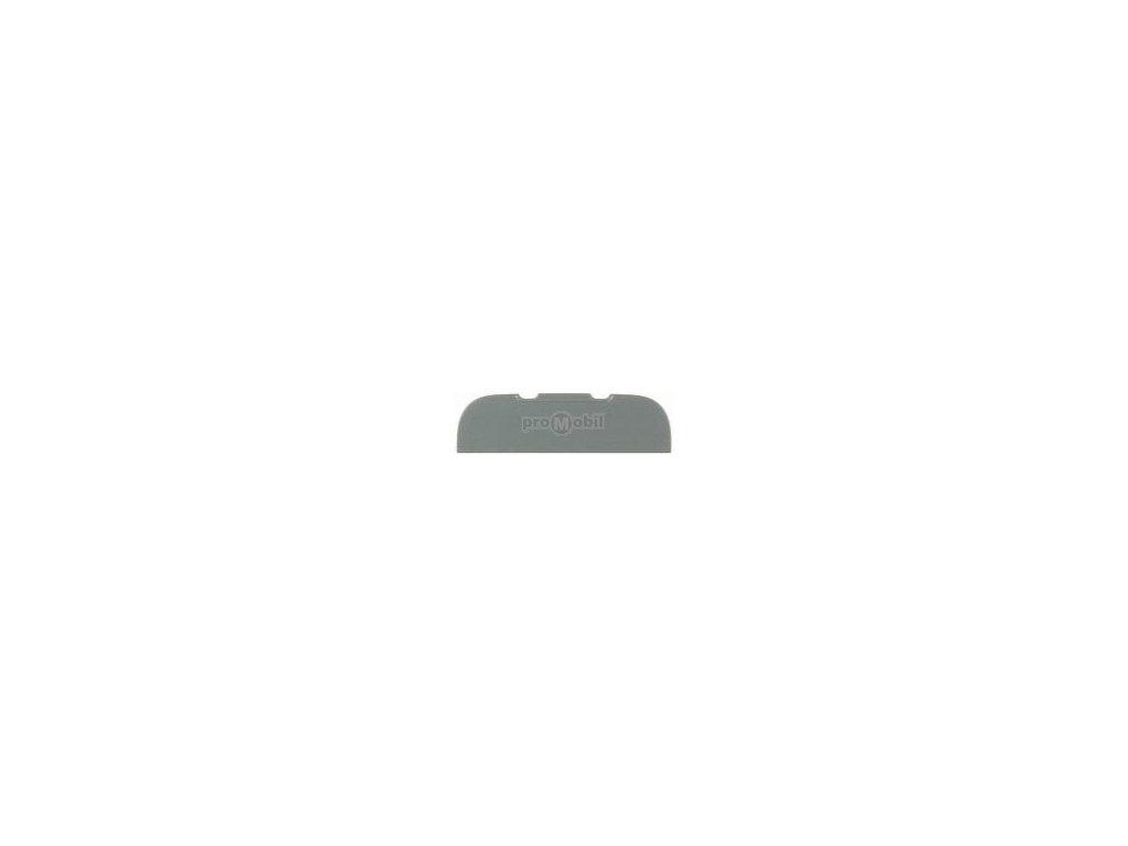 Horní dekor pro kryt Nokia 5300 stříbrný - originál