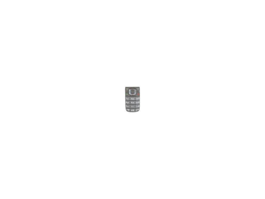 Klávesnice Nokia 2760 zlatá - originál