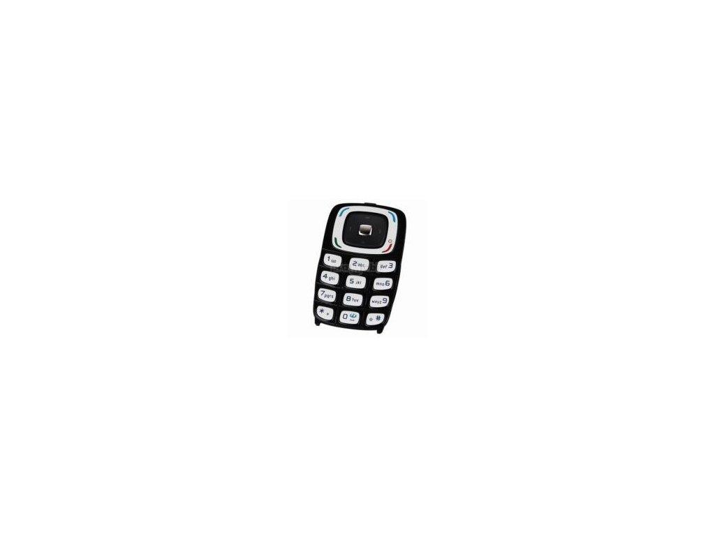 Klávesnice Nokia 6103 černá - originál