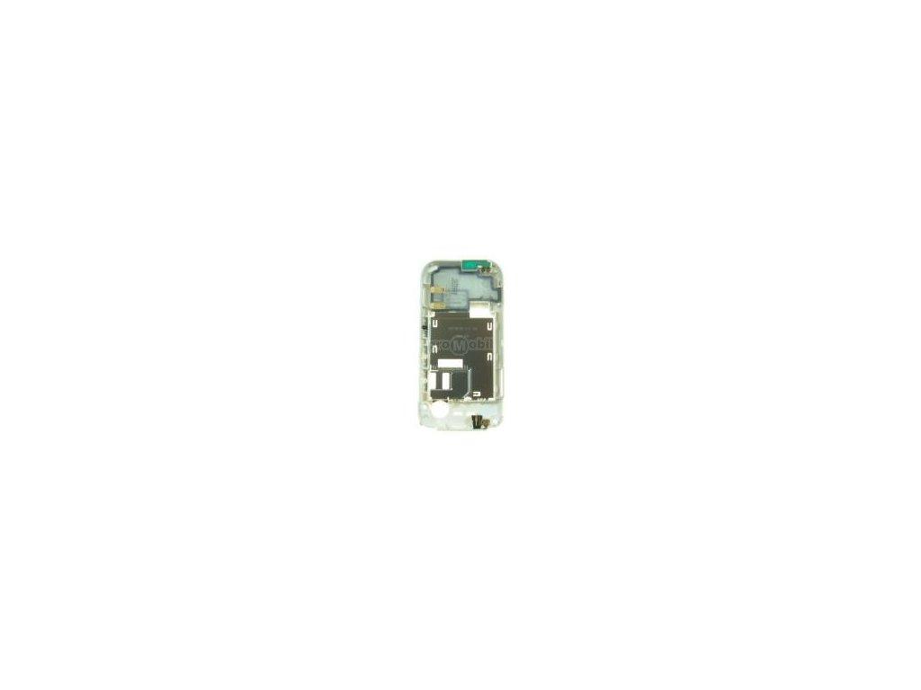 Kryt Nokia 5200/5300 střední díl bílý - originál