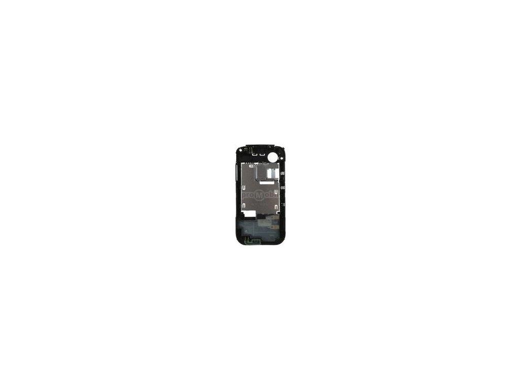 Kryt Nokia 5200/5300 střední díl černý - originál