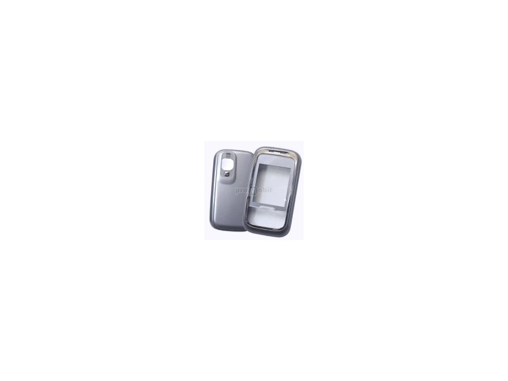 Kryt Nokia 6111 stříbrný