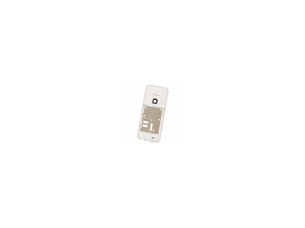 Kryt Nokia 6300 střední díl bílý - originál