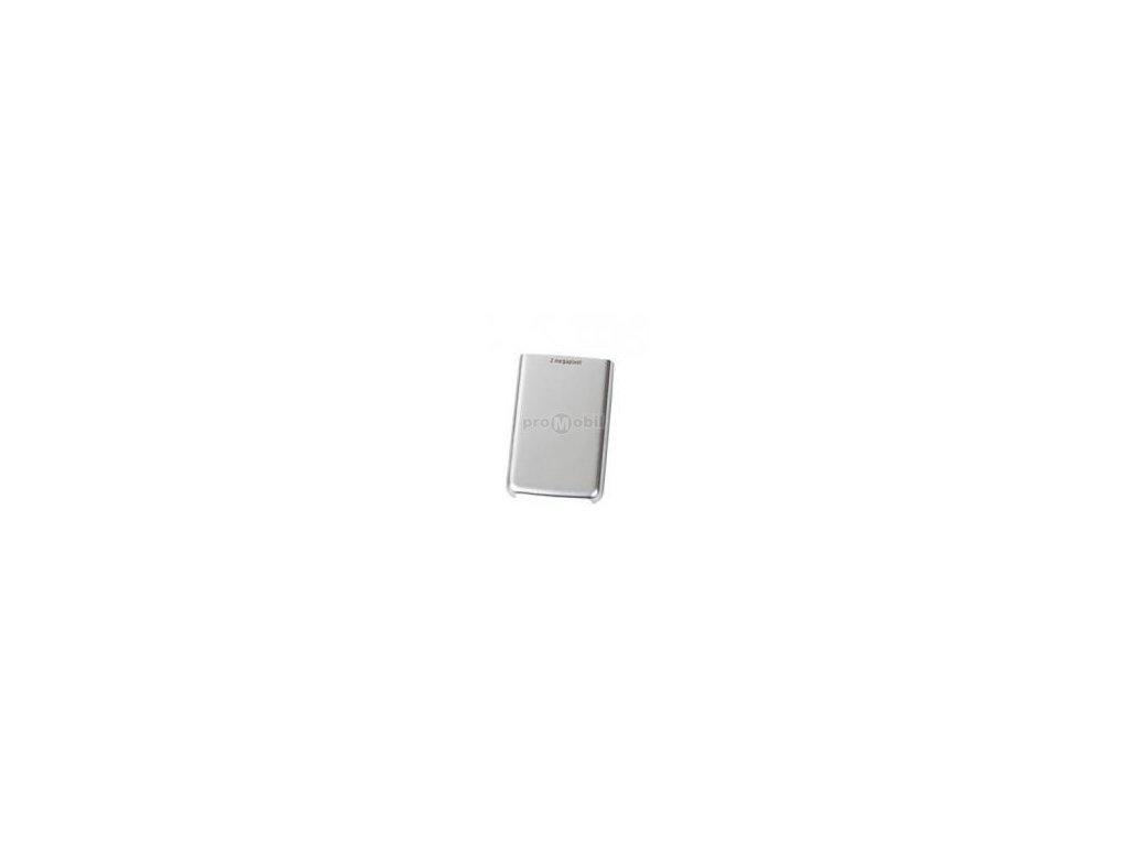 Kryt Nokia 6300 zadní stříbrný - originál