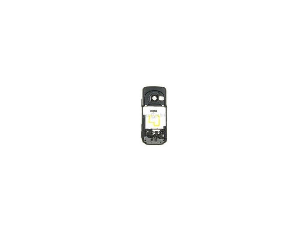 Kryt Nokia N73 střední černý - originál
