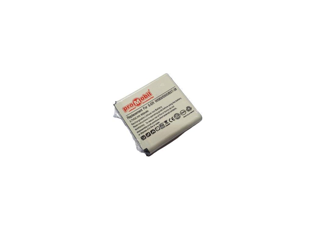 baterie sony ericsson BST 38