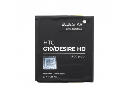 Baterie HTC G10 Desire HD 1300 mAh Li-Ion Blue Star
