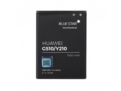 Baterie Huawei G510/Y210/Y530/G525/Y210C/(HB4W1) 1600 mAh Li-Ion Blue Star