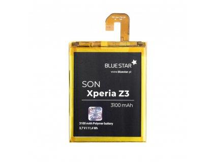 Baterie Sony Xperia Z3 3100mAh Li-Poly BS PREMIUM