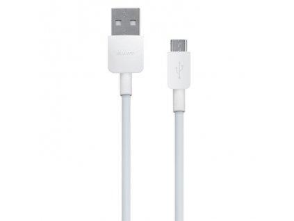 Huawei CP70 Original MicroUSB Datový Kabel White (EU Blister)