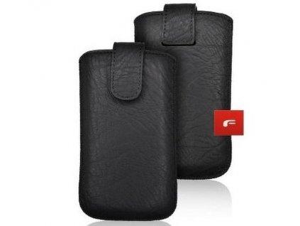 Pouzdro Forcell Slim Kora 2 - pro Nokia E52/515 black