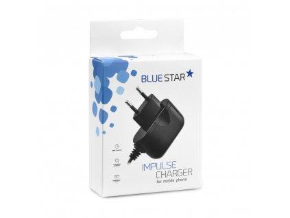 Cestovní nabíječ pro iPhone 5/6/6s/7/8/X New Blue Star white