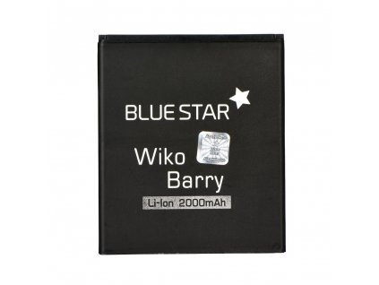 Baterie pro Wiko Barry 2000 mAh Li-Ion Blue Star